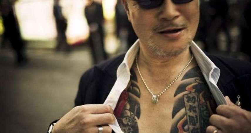 不是你想紋就可以紋:日本黑幫的華麗紋身,究竟有什麼意義?