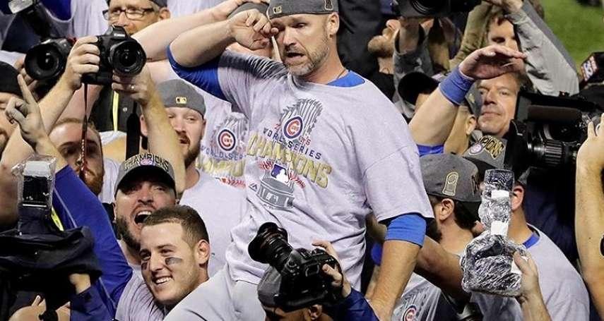 MLB》接掌小熊述說「愛情的真相」?! 羅斯曖昧回應
