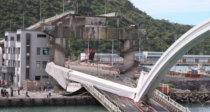 列管「危橋」全公布!交通部:目前都有採取對策,請大眾安心