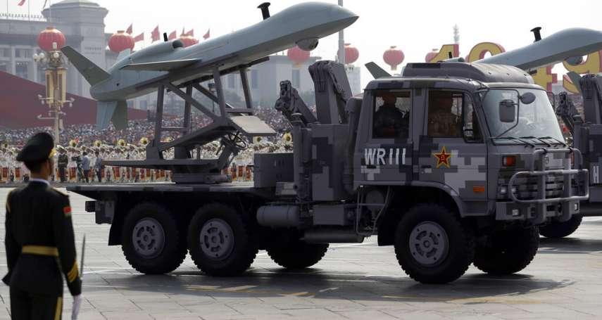 詹氏:緬甸軍方用來監控抗議的無人機,來自中國