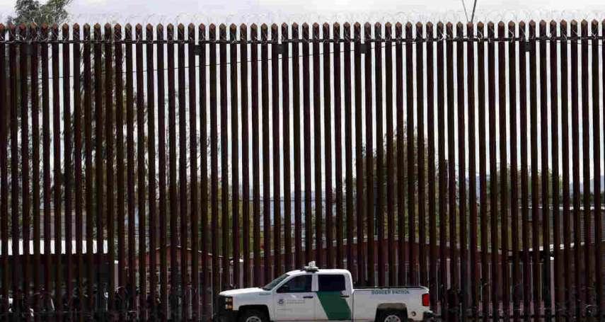 「挖水溝放鱷魚、開槍射他們的腳!」美墨邊境隔離牆幕後:川普曾不顧一切阻擋非法移民