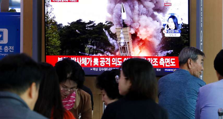 第四次川金會籌備中,北韓今早又射「北極星」!今年第11度試射武器,金正恩意圖惹疑猜