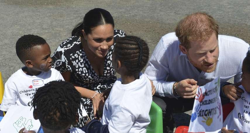 「我已失去母親,現在太太也成受害者」 英國小報公開梅根王妃私人信件 哈利王子挺愛妻怒提告