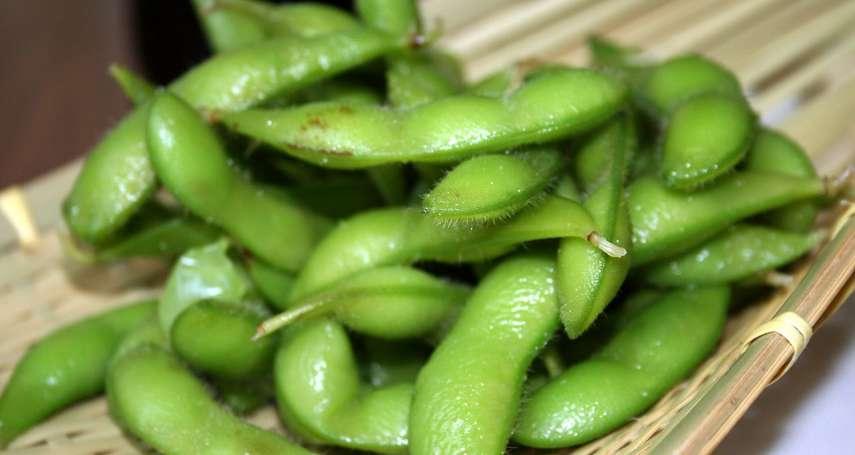 超強抗癌十大蔬果大公開!毛豆竟能防乳癌?中醫師告訴你怎麼吃才能打擊癌細胞