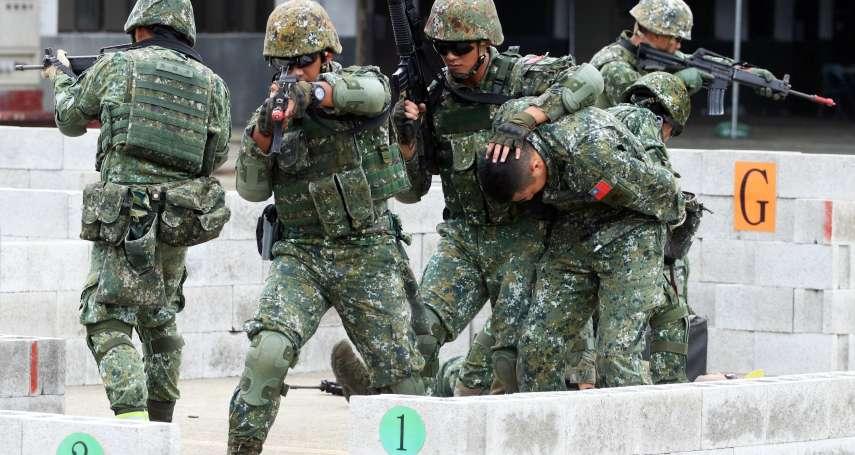 「限制空間戰鬥」成顯學!導入美軍ODA概念 歸國「種子」催生陸軍現代化特戰部隊
