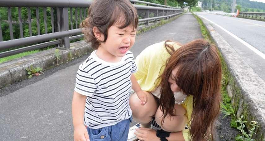 小孩哭鬧不止怎麼辦?醫師教你這5招,孩子EQ就會越來越高