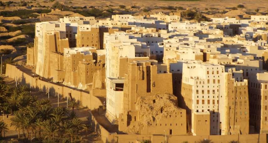 暴雨摧殘世界遺產!葉門異常豪雨連下數月 107棟千年樓房坍塌