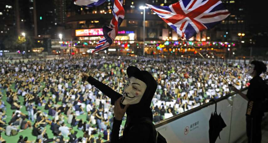 孔令信觀點:香港不是政客成就個人選舉的消費品