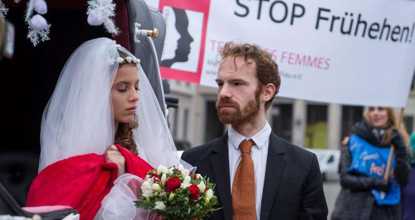 800多件兒童婚姻,只有10起被撤銷…德國的兒童婚姻該如何解決?