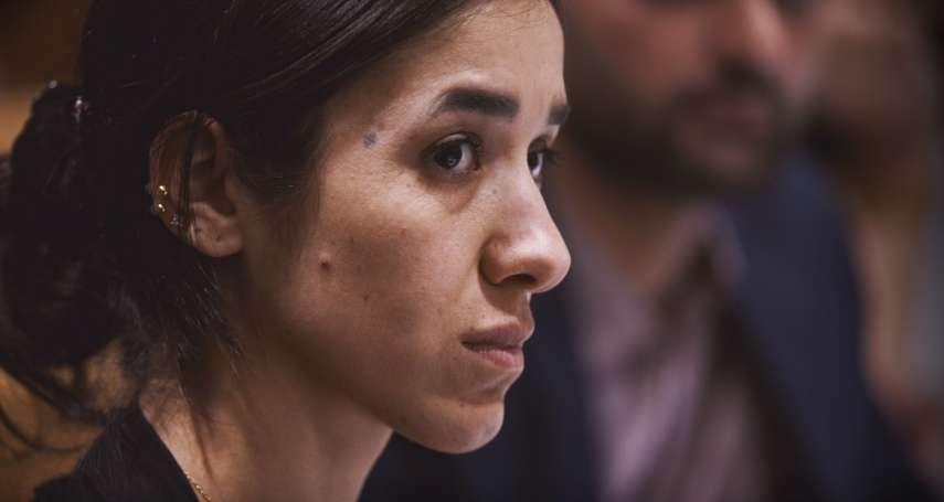 2019女性影展》哥哥與母親被處決,自己淪為性奴隸……《倖存的女孩》述說諾貝爾和平獎得主穆拉德的勇敢歷程