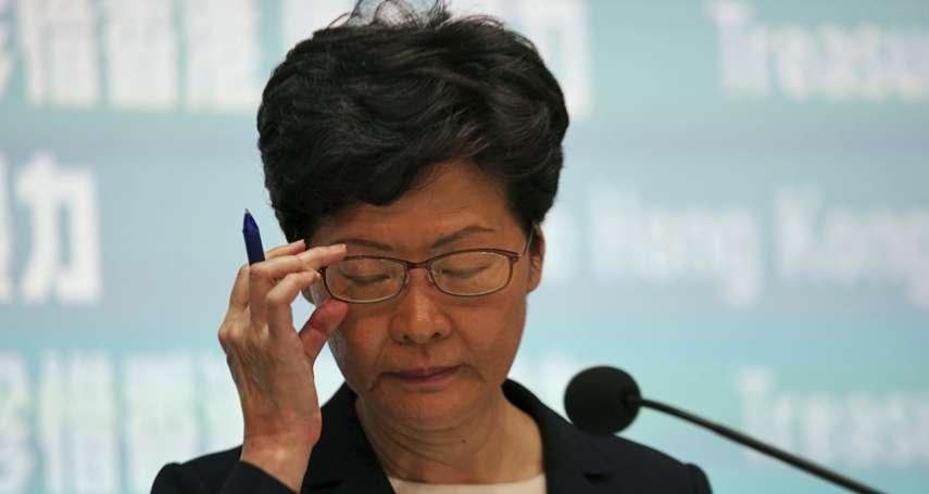 香港危機》亞洲元老政治家馬哈地:特首林鄭月娥的最好選擇是下台!