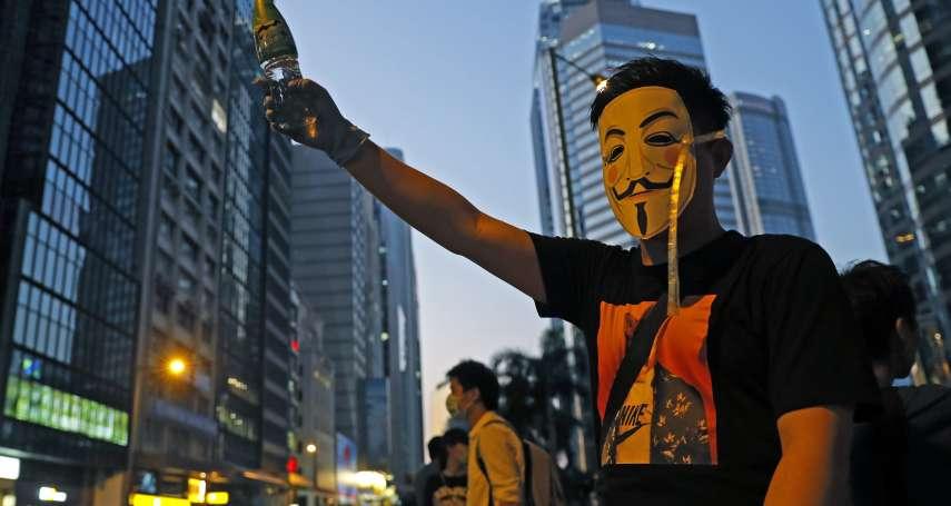 香港高等法院拒延長禁蒙面法 港媒:法令即刻失效!
