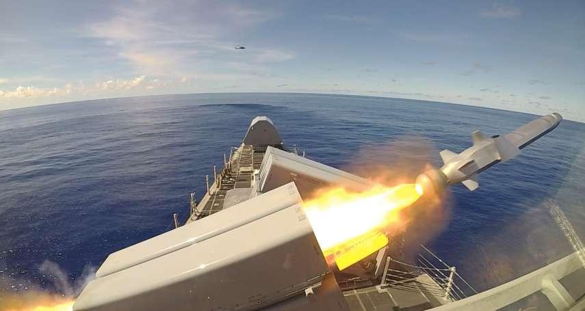美軍太平洋秀肌肉!試射最新型「海軍打擊飛彈」,劍指中國解放軍海軍