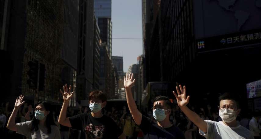 香港「反送中」超過6000人被捕,但香港監獄只能容納8400人...他們的未來將何去何從?