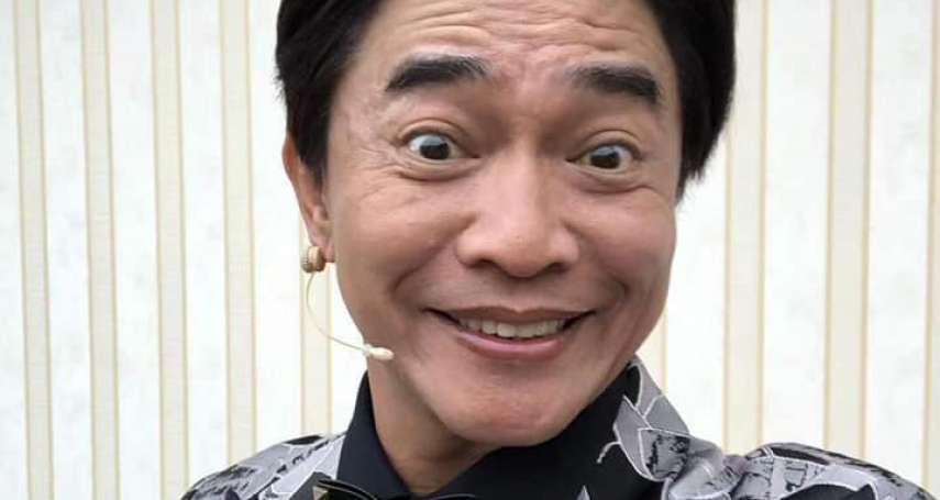 金鐘獎》入圍5獎全槓龜 吳宗憲:如果我離開藝能界,一定是台灣對不起我!