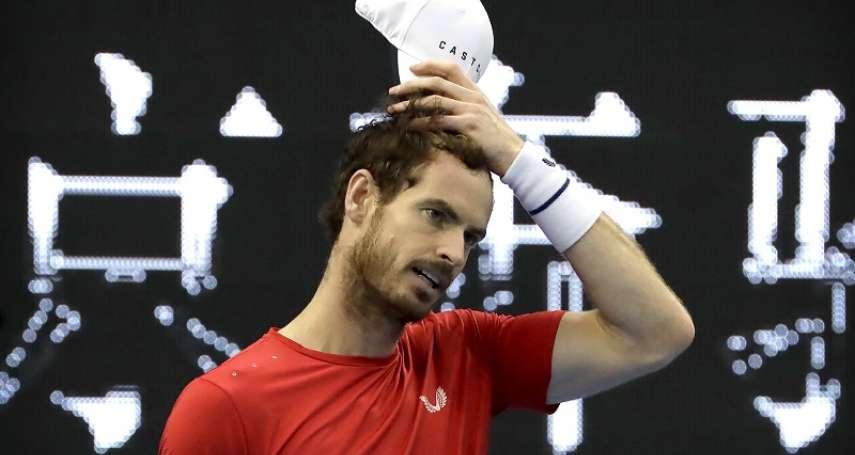 網球》「生活沒有了網球是什麼樣子?」 莫瑞回憶起短暫退休時光