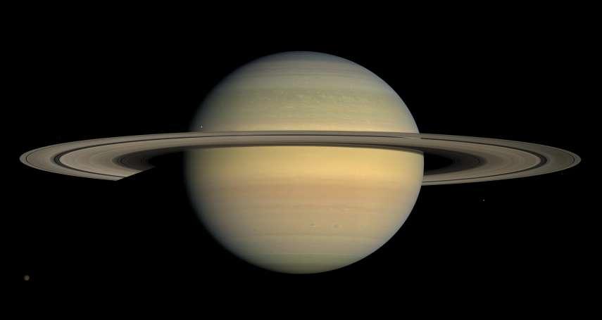 又多了20顆衛星!土星擠下木星,登上太陽系「衛星之王」寶座