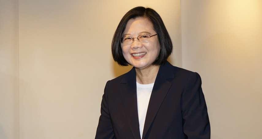 接見美國務院副助卿孫曉雅 蔡英文:台灣願全力與美國及其他理念相近國家加強合作