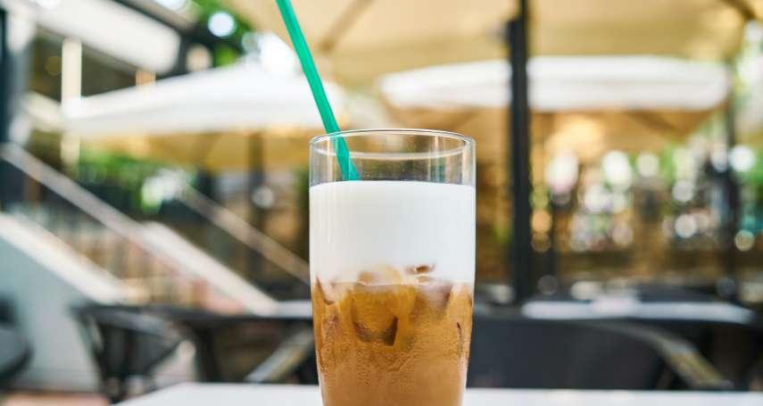 拿鐵根本是熱量地雷!專家告訴你想減肥又不想喝黑咖啡,這樣調味比較健康