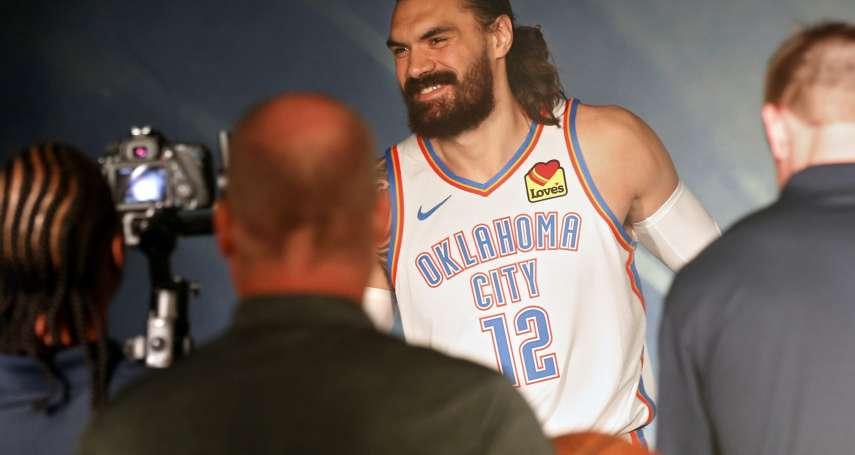 NBA》少了西河這位雷霆代表性人物  亞當斯喊話:我們仍然代表奧克拉荷馬