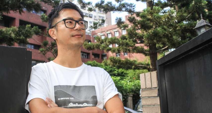專訪《江湖無難事》導演高炳權:想做台灣喜劇實驗,缺錢缺時間卻讓他痛苦萬分
