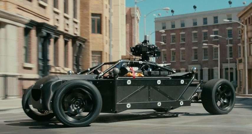 還在風靡周董蝙蝠車?這款車界「百變替身」一秒變身各種車款,耗時費工特技車將走入歷史