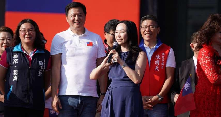 品傳媒民調》李佳芬沒加分?逾4成選民認為她代韓國瑜跑行程無助選情
