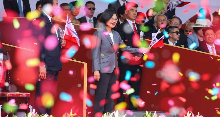 公孫策專欄:中華民國還能罩台灣多久?