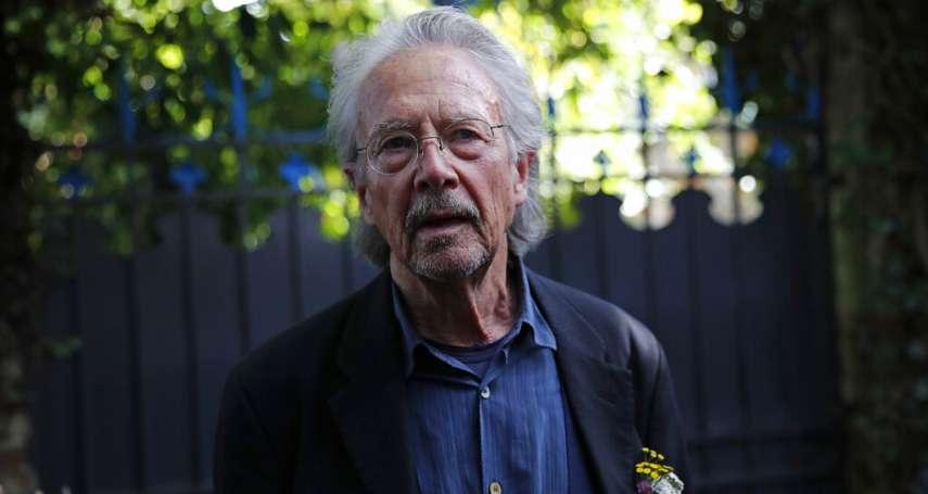 呼籲廢除諾貝爾文學獎的他,今年得獎了!2019年得主奧地利作家漢德克曾直言:3年前不該頒給巴布狄倫