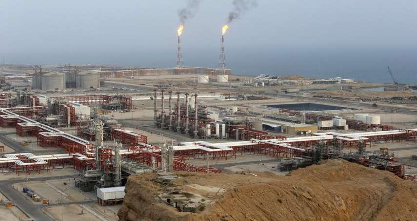 中東伊朗油輪在沙烏地外海爆炸、原油外洩紅海 伊朗媒體:我們遭到兩枚飛彈攻擊