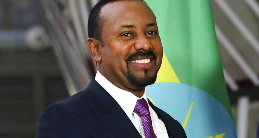 今年諾貝爾和平獎得主的領導風範》衣索比亞總理阿比機智、幽默,曾靠「伏地挺身」緩解軍人示威、撿回一命!