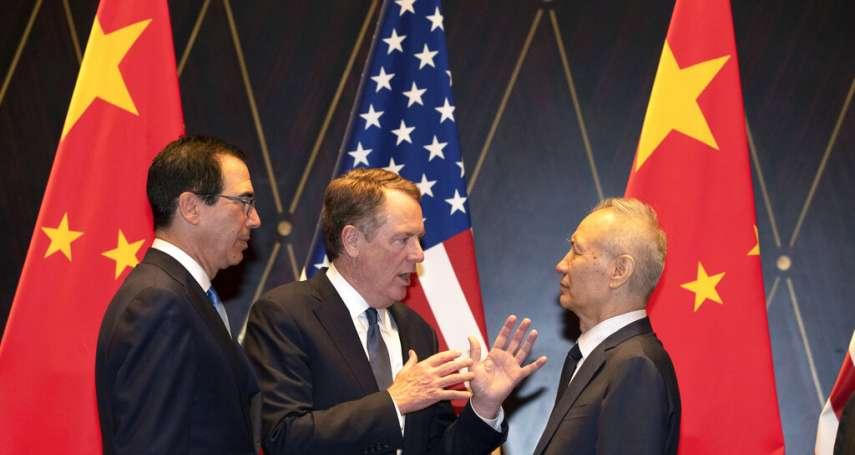 還記得中美貿易戰嗎?劉鶴與萊特希澤、馬努欽通話:為落實第一階段協議創造有利條件