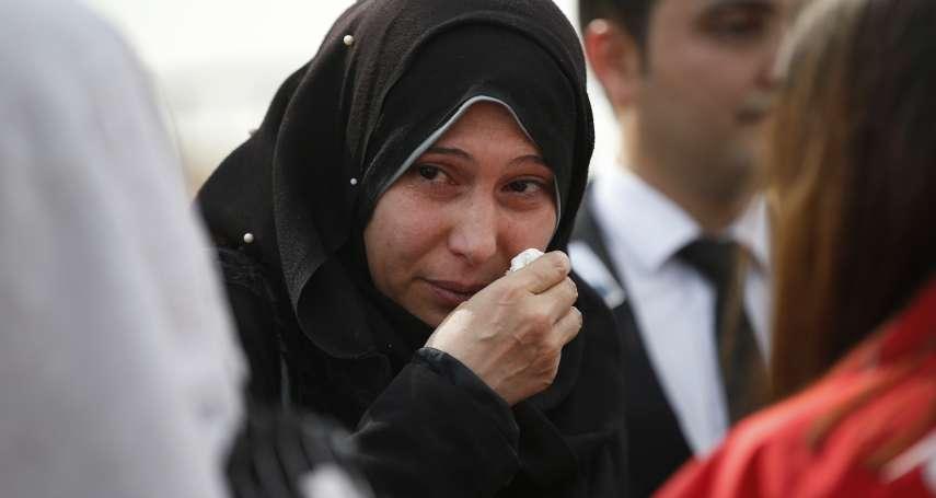 遭美國背棄的民族》土耳其大軍空襲砲擊,10萬敘利亞庫德族淪為難民