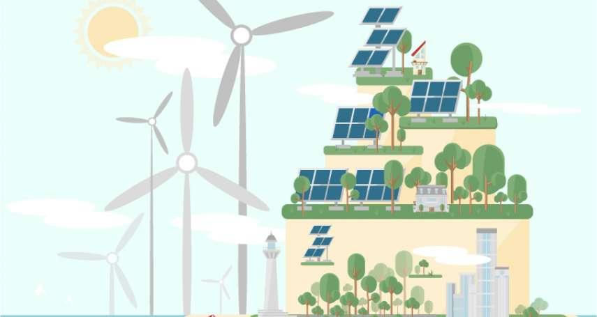 風數據》你知道風機、太陽能板能發多少電嗎?綠能發電量全揭露