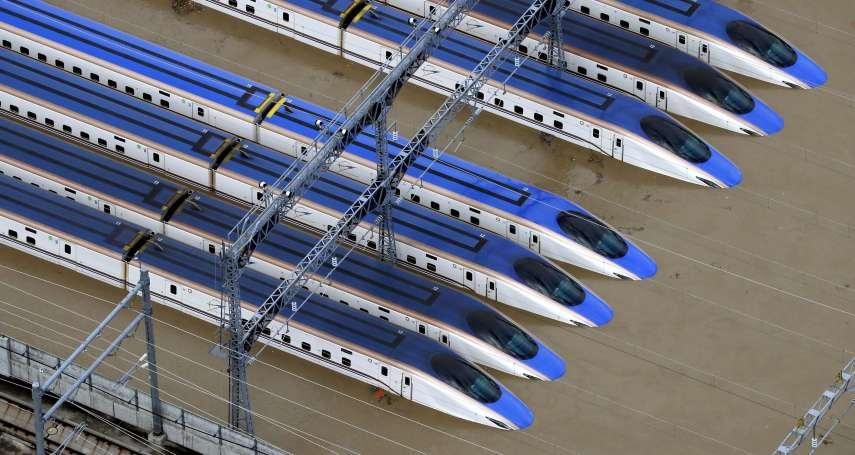 不只90億新幹線成泡水車!哈吉貝颱風重創日本東北經濟損失恐達上百億
