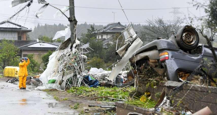 遊民、外國人就不能使用避難所?哈吉貝颱風重創日本關東地區,也引起「罔顧人命」爭議