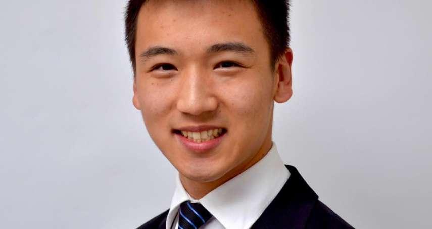 未顯示號碼來電的驚喜》19歲台裔當選最年輕市議員 紐西蘭總理雅頓親自打電話祝賀