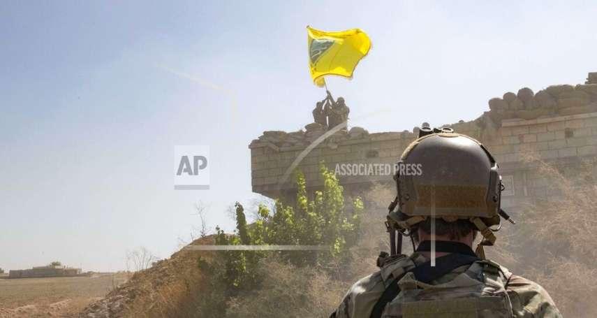 說好的讓大兵回家呢?美國國防部長艾斯培:美軍撤離敘利亞,轉駐伊拉克對抗伊斯蘭國