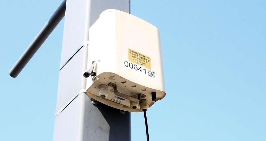 擴大監測空汙 中市在各大工業區布建511組「微型感測器」