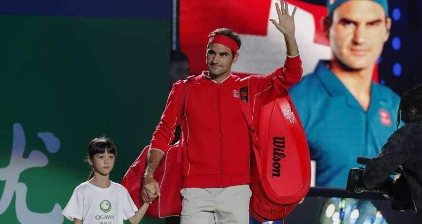 網球》費德勒決定參賽2020東京奧運 如何應付緊湊的賽程成最大挑戰