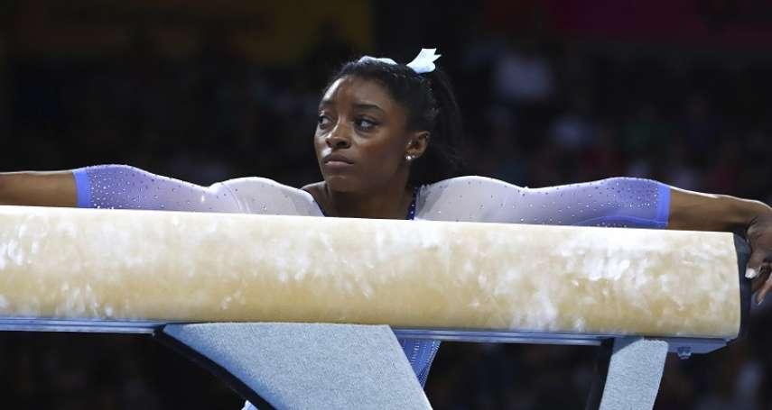 體操》刻苦的訓練讓「她」雖然僅有142公分高 卻成為宰制世界體操界的存在