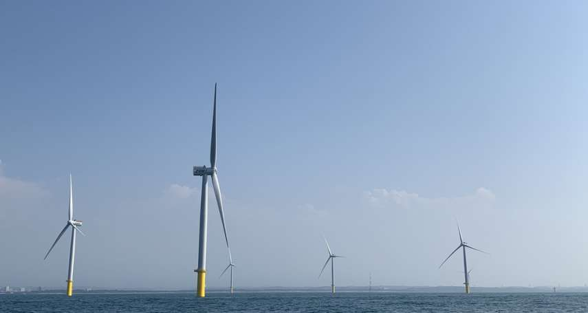 直擊百億風場建造過程!台灣首座離岸風場5月動工,44層樓高的風機這樣安裝