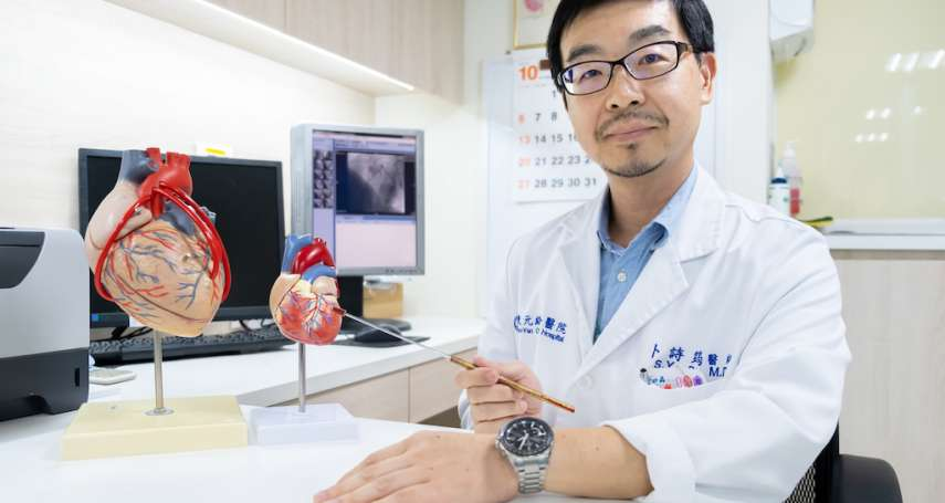 3高+1高列高危險群 小心急性心肌梗塞找上身