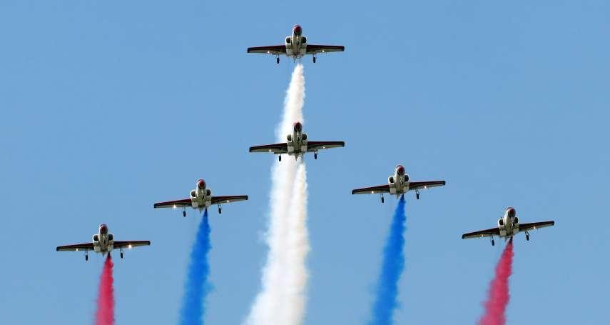 今年最後一場「營區開放」周六台南登場!雷虎小組與F-16、IDF、幻象三型戰機特技飛行搶先看