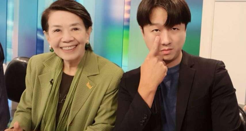 藍營敗選報告劍指韓國瑜 李正皓酸:國民黨是不是欠恁爸一個道歉?