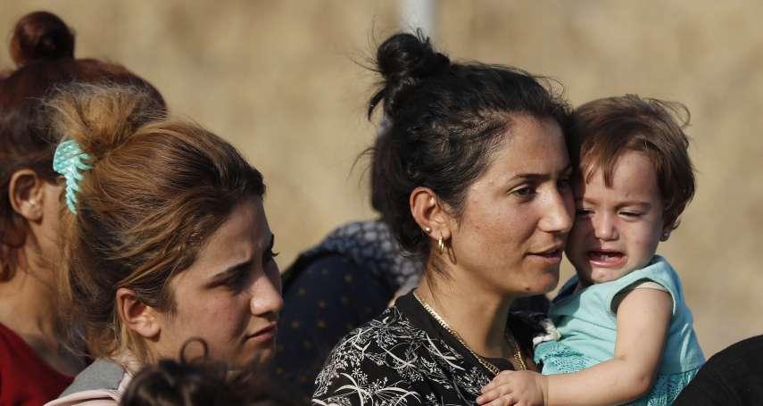 美國背棄庫德族》土耳其同意停火5天,將長期佔領敘利亞東北部,庫德族被迫離開家園
