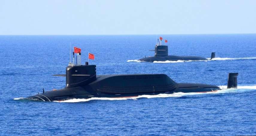 極為隱密的中國核動力潛艦,為何會在越南漁船旁現身?軍事專家:可能被漁網纏住了