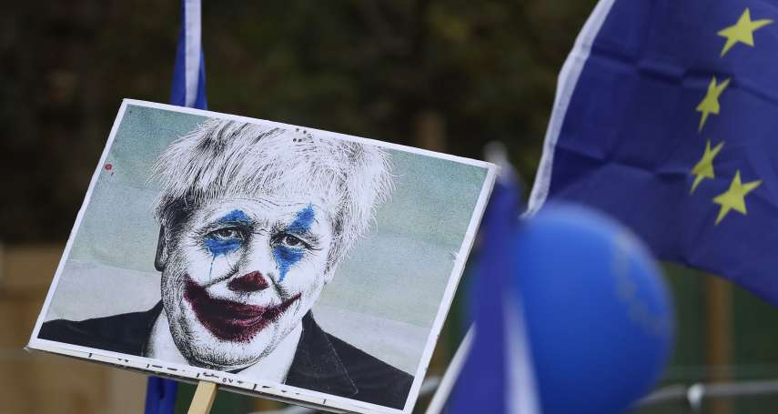 英國脫歐表決戰》下議院通過「萊特溫修正案」迫使首相強森請求歐盟延後「脫歐大限」
