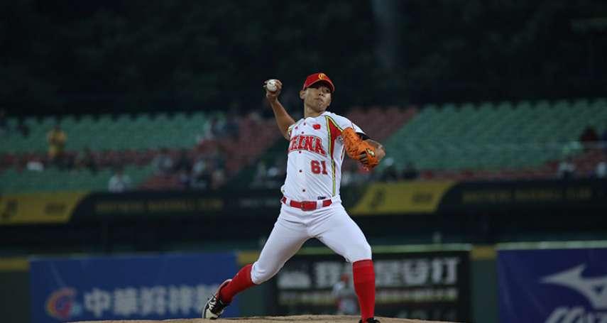 棒球》逆轉拿下亞錦賽季軍取得奧運資格賽參賽權 中國本屆賽事2度擊敗韓國