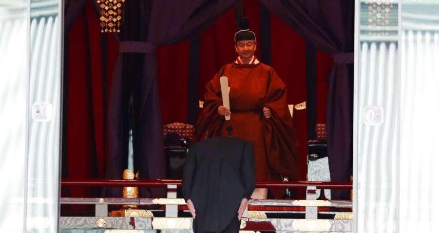 耗資5億修復的日本天皇寶座:擁有百年歷史,大正、明治、昭和、明仁都坐過的「高御座」